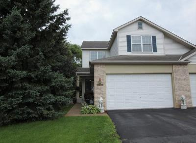 Lakeville Condo/Townhouse For Sale: 16369 Jamison Path