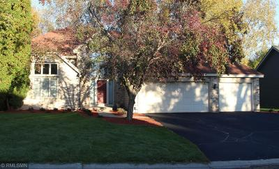 Shoreview Single Family Home For Sale: 3540 Tiffany Lane