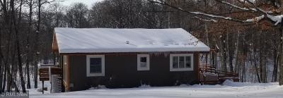 Pequot Lakes Single Family Home For Sale: 31895 Stewarts Bay Drive