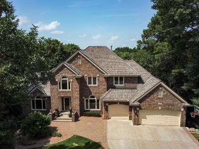 Eden Prairie Single Family Home Contingent: 10280 Summer Place