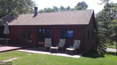 Wahkon MN Single Family Home For Sale: $229,900