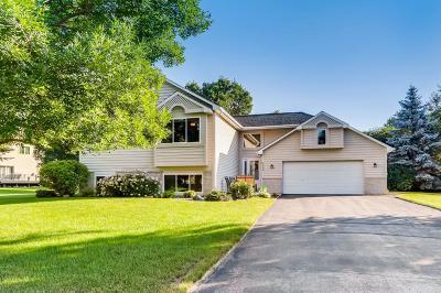 Brooklyn Park Single Family Home For Sale: 2308 Edinbrook Terrace