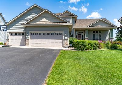 Hugo Single Family Home For Sale: 14235 Geneva Avenue N
