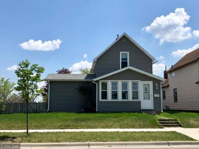 Saint Cloud MN Single Family Home For Sale: $112,500