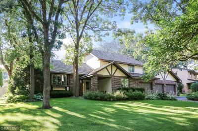Coon Rapids Single Family Home For Sale: 11920 Dogwood Street NW