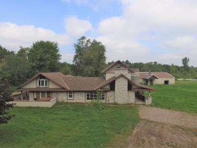Foley Single Family Home For Sale: 19251 25th Street NE