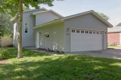 Anoka Single Family Home For Sale: 510 Van Buren Street