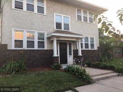 Minneapolis Multi Family Home For Sale: 2844 Columbus Avenue