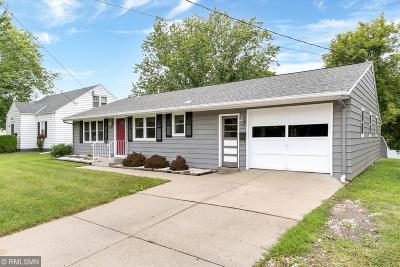 Cold Spring MN Single Family Home For Sale: $154,900