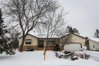 Roseville Single Family Home For Sale: 1797 Eldridge Avenue W