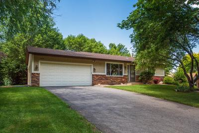 Eagan Single Family Home For Sale: 1479 Thomas Lane
