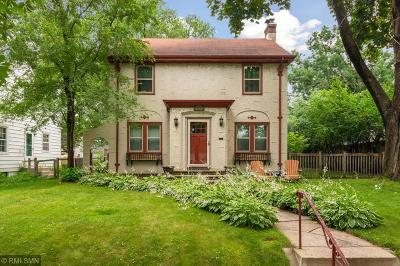 Minneapolis MN Single Family Home For Sale: $265,000