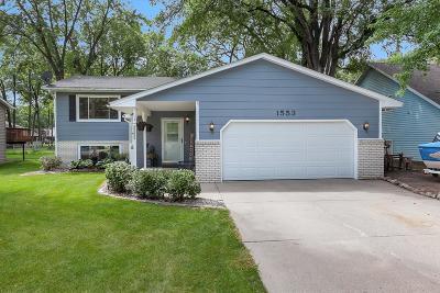 Saint Cloud Single Family Home For Sale: 1553 32nd Avenue N