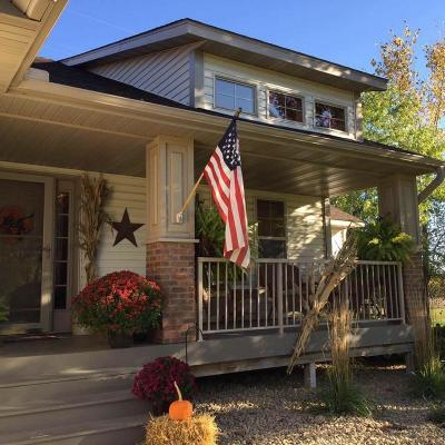 Elk River Single Family Home For Sale: 10107 176th Lane NW