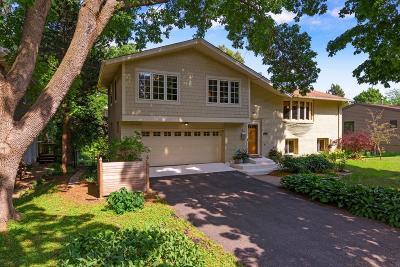 Minneapolis Single Family Home For Sale: 4845 James Avenue S
