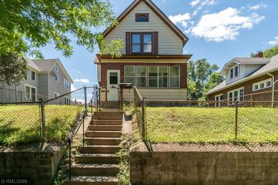 Saint Paul Single Family Home For Sale: 1108 Reaney Avenue
