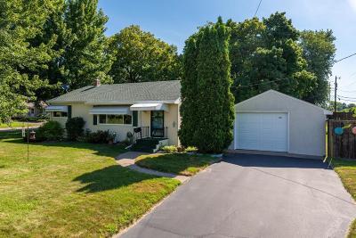 Roseville Single Family Home For Sale: 2650 Pascal Street