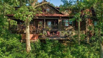Pequot Lakes Single Family Home For Sale: 34784 Kimble Shores Drive