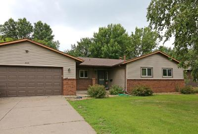 Inver Grove Heights Single Family Home For Sale: 3888 66th Street E
