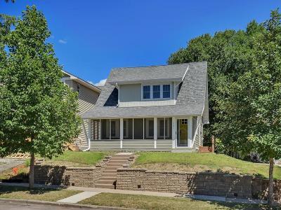 Saint Paul Single Family Home For Sale: 1231 Scheffer Avenue