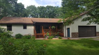 Merrifield Single Family Home For Sale: 10578 E Shore Drive
