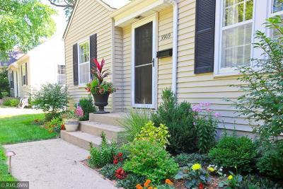 Saint Louis Park Single Family Home Contingent: 3909 Zarthan Avenue S