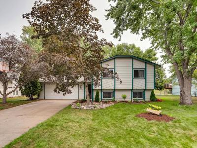 Single Family Home Contingent: 8232 Irving Avenue N