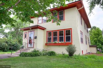 Forest Lake Single Family Home For Sale: 231 Lake Street N