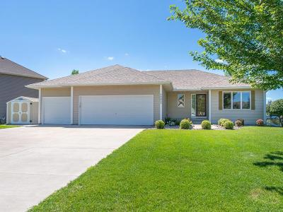 Brooklyn Park Single Family Home For Sale: 10055 Butternut Circle N