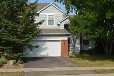 Maple Grove Single Family Home For Sale: 18160 89th Place N