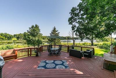 Waconia Single Family Home For Sale: 9155 Hidden Bay Lane