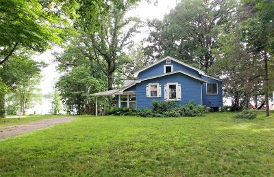 Isle MN Single Family Home For Sale: $139,000