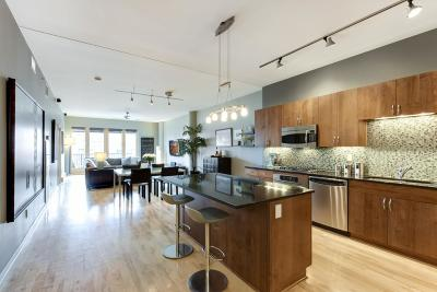 Condo/Townhouse Contingent: 401 N 2nd Street #416