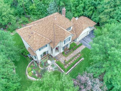 Medina Single Family Home For Sale: 4595 Foxberry Drive