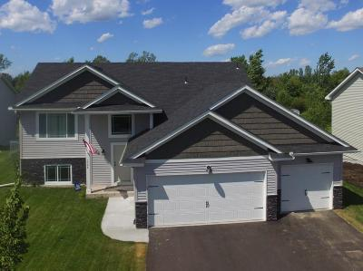 Isanti Single Family Home For Sale: 1006 Wendover Street NE