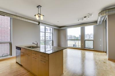 Minneapolis Condo/Townhouse For Sale: 1211 Lagoon Avenue #401