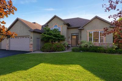 Waconia Single Family Home For Sale: 1554 Sandbar Circle