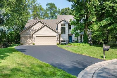 Eden Prairie Single Family Home For Sale: 8004 Island Road