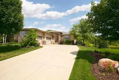Chanhassen Single Family Home For Sale: 8667 Stonefield Lane