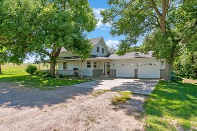 Stearns County Single Family Home For Sale: 18832 Quaker Road