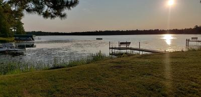 Fifty Lakes Single Family Home For Sale: 15090 County Road 1