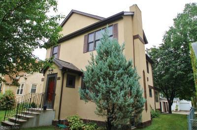 Minneapolis Single Family Home For Sale: 5009 16th Avenue S