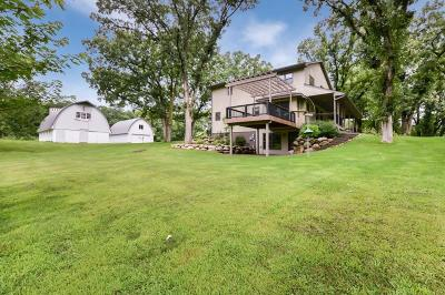 Stearns County Single Family Home For Sale: 1435 200th Street