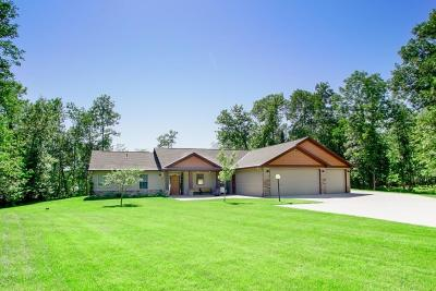 Grand Rapids Single Family Home For Sale: 30495 Crescent Drive