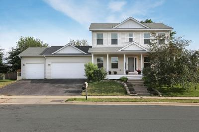 Montrose Single Family Home For Sale: 812 Steamboat Lane