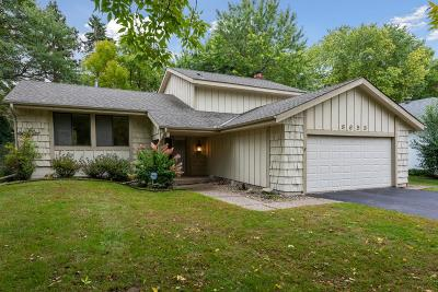 Eden Prairie Single Family Home For Sale: 8655 Windward Circle