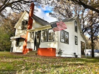 Sherburne County Single Family Home For Sale: 17012 170th Street SE