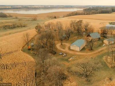 Cokato Farm For Sale: 12999x 112th Street SW