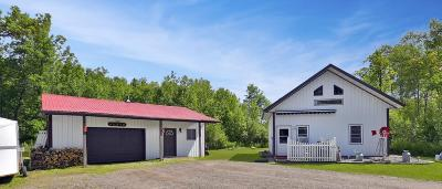 Aitkin MN Single Family Home For Sale: $125,000