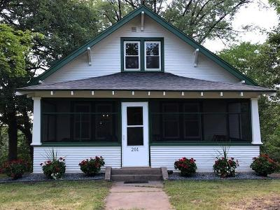 Saint Croix Falls Single Family Home For Sale: 201 N Madison Street